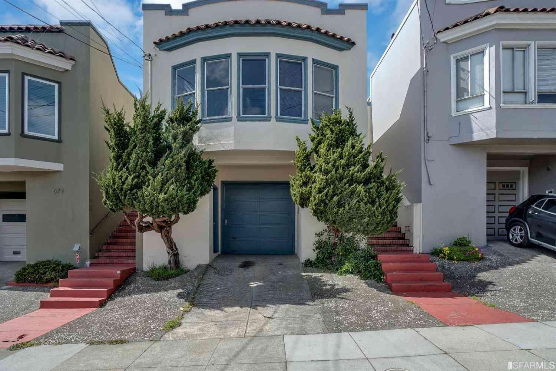 675 39th Avenue, San Francisco, CA, 94121,