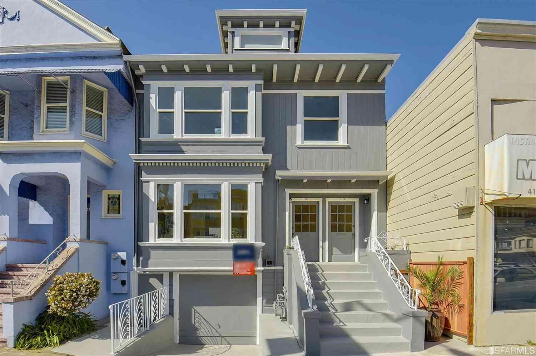 1124 Irving Street, San Francisco, CA, 94122,