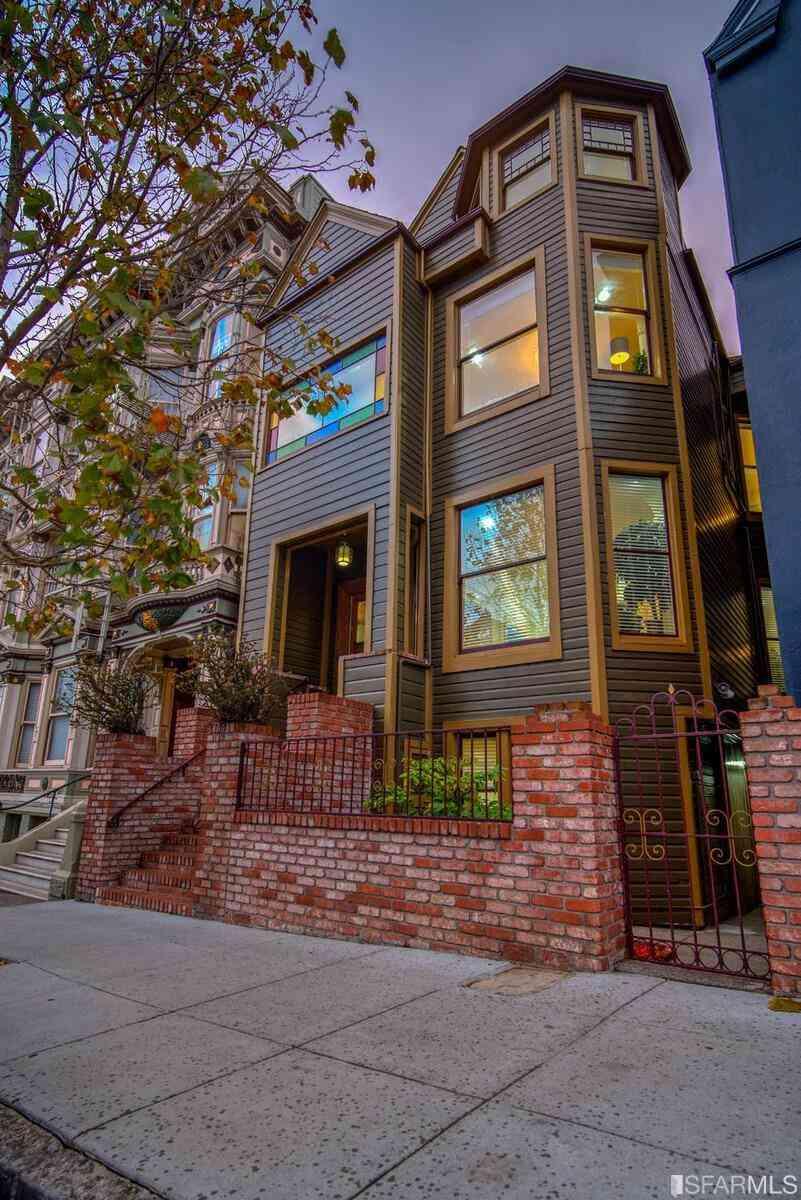 918 Divisadero Street, San Francisco, CA, 94115,