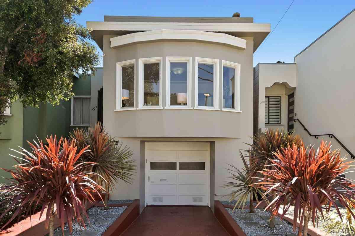 1783 San Jose Avenue, San Francisco, CA, 94112,
