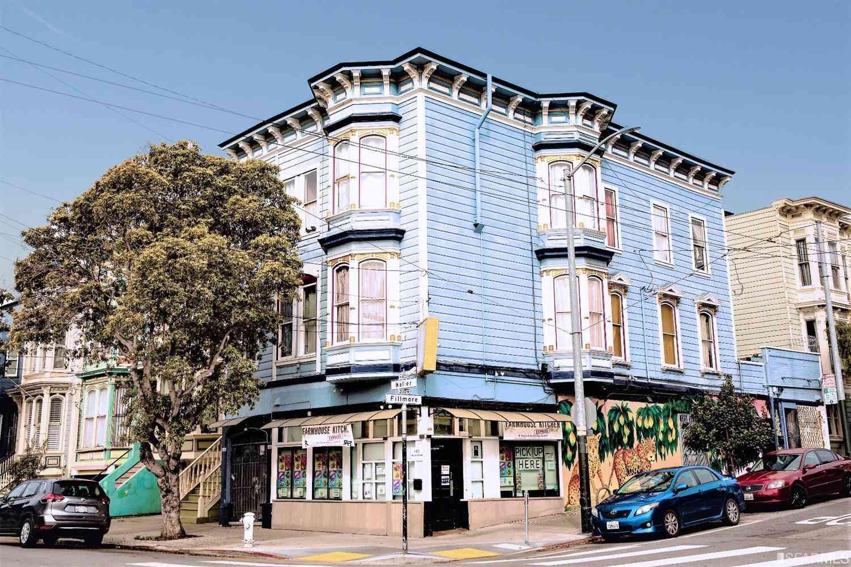203 Fillmore Street, San Francisco, CA, 94117,