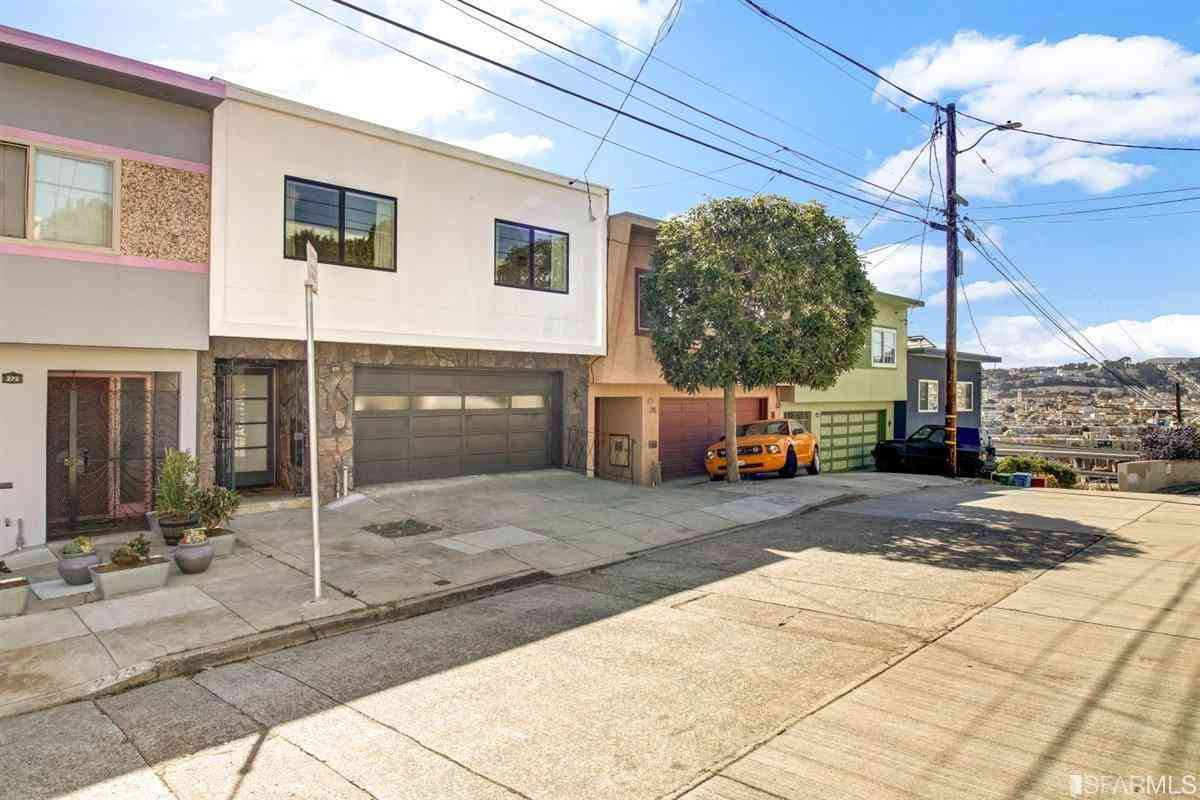 277 Bradford Street, San Francisco, CA, 94110,
