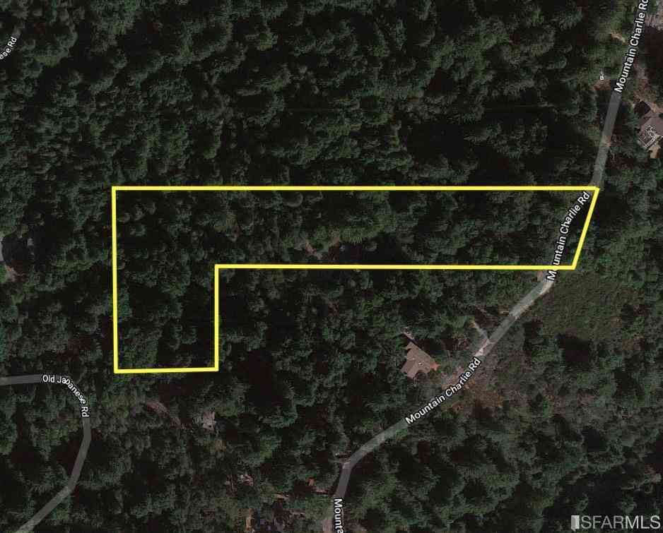 0 Mountain Charlie Road, Los Gatos, CA, 95033,
