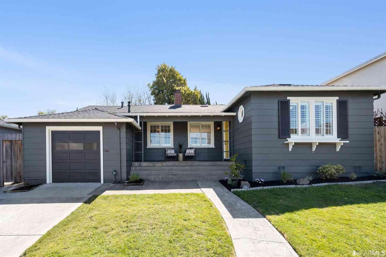 1241 Santa Lucia Avenue, San Bruno, CA, 94066,