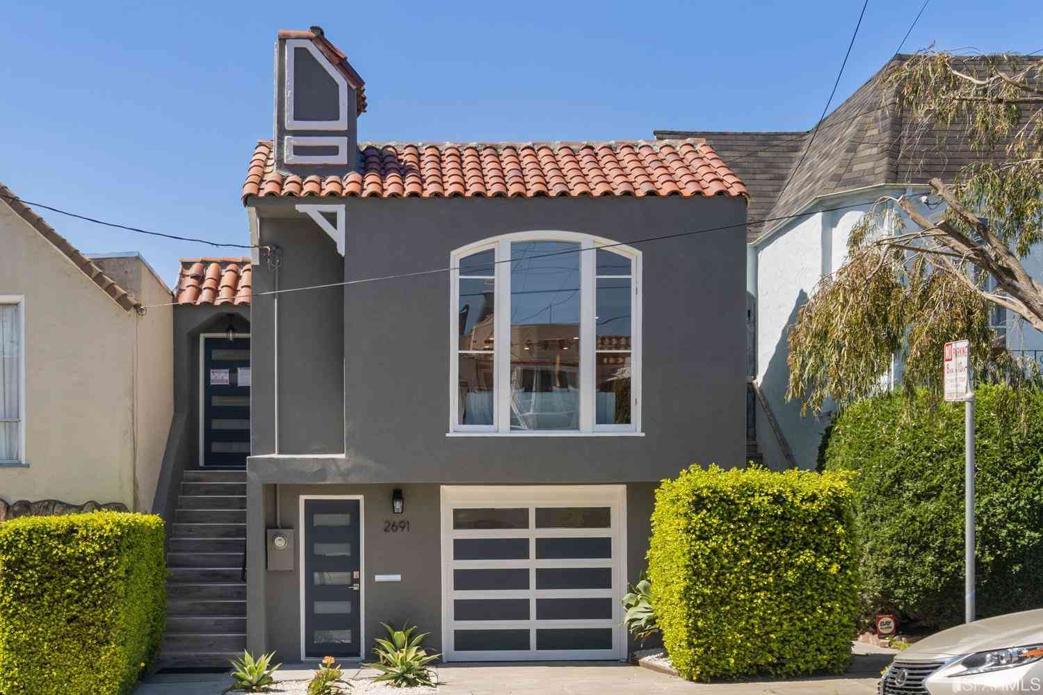 2691 22nd Avenue, San Francisco, CA, 94116,