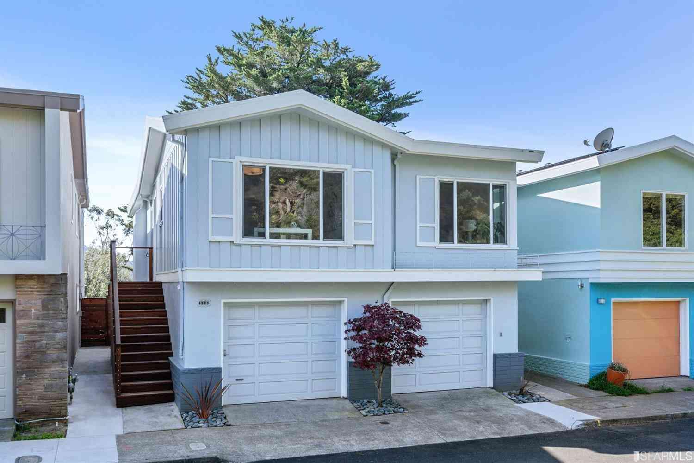 309 Oak Park Drive, San Francisco, CA, 94131,