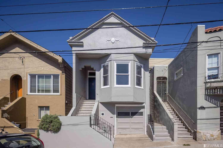 74 Francis Street, San Francisco, CA, 94112,