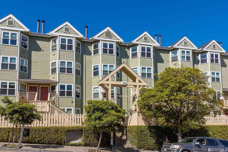 988 Fulton Street #342, San Francisco, CA, 94117,