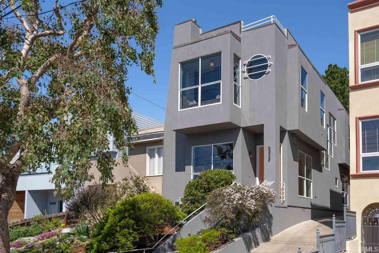 5428 Anza Street, San Francisco, CA, 94121,