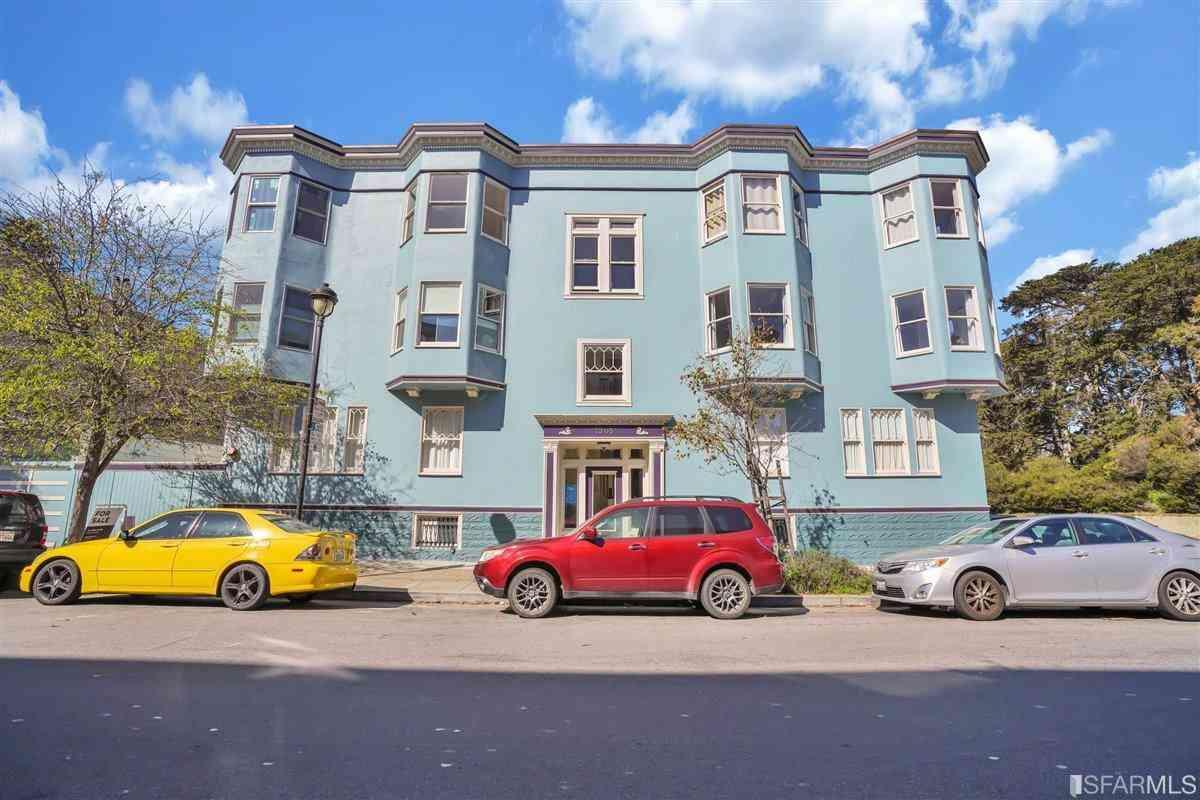 1205 4th Avenue #A, San Francisco, CA, 94122,