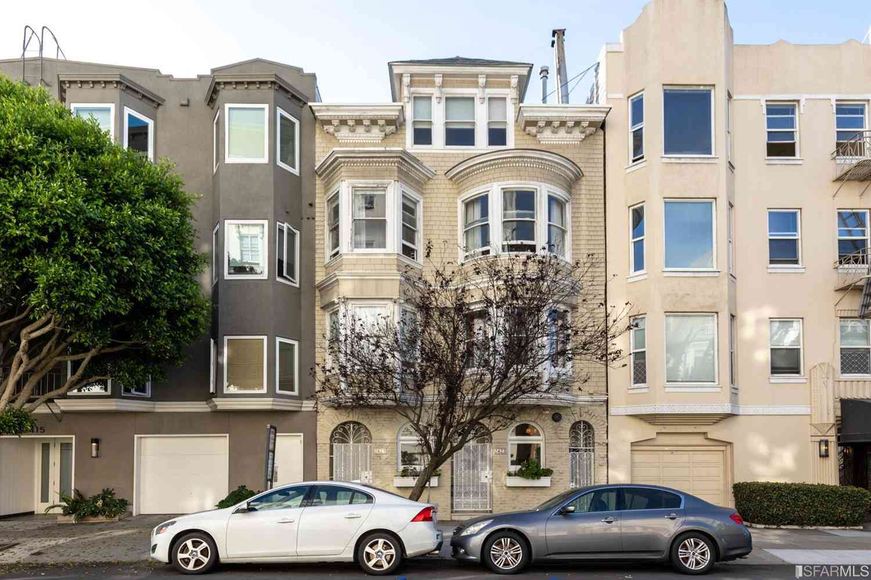 2423 Buchanan Street #B, San Francisco, CA, 94115,