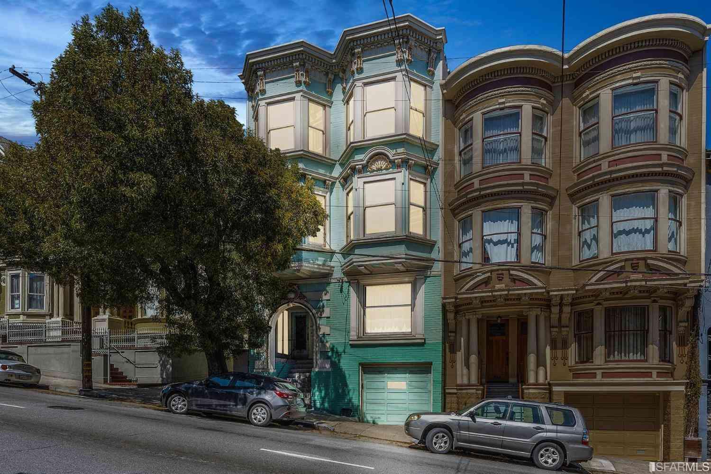 820 Fell Street, San Francisco, CA, 94117,
