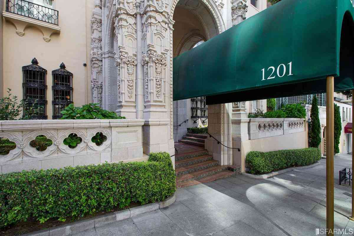 1201 California Street #1203, San Francisco, CA, 94109,