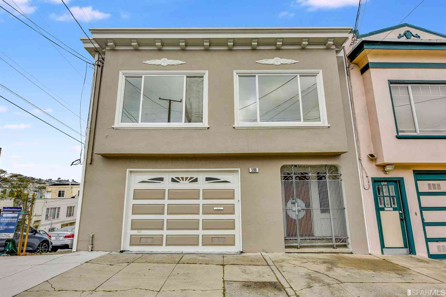 598 London Street, San Francisco, CA, 94112,
