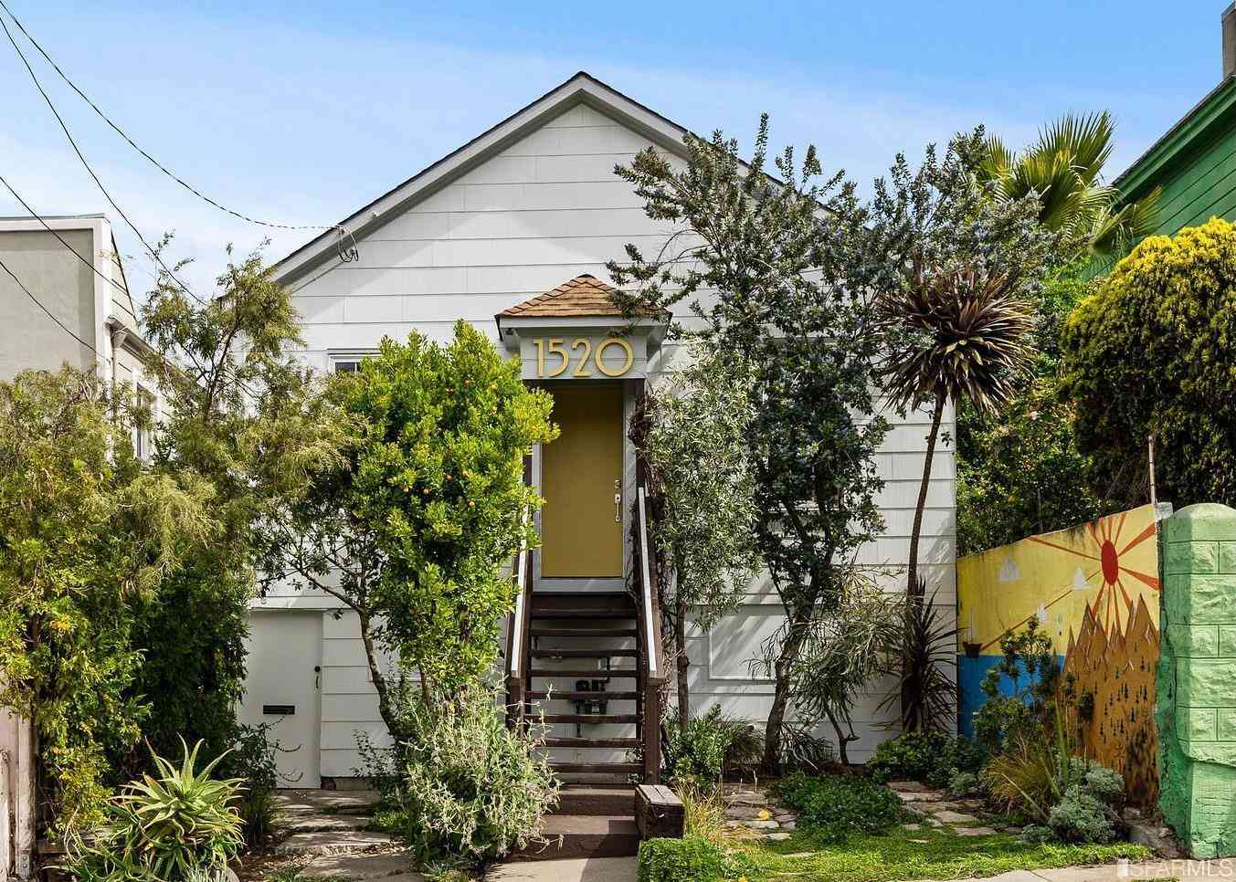 1520 Jerrold Avenue, San Francisco, CA, 94124,