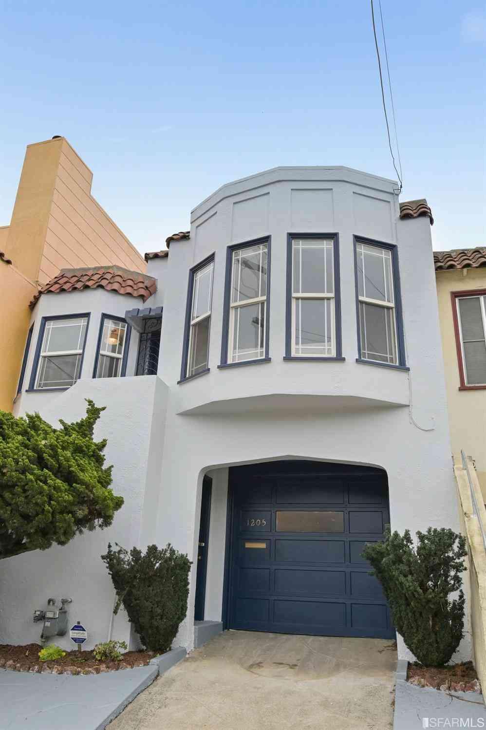 1205 Alemany Boulevard, San Francisco, CA, 94112,