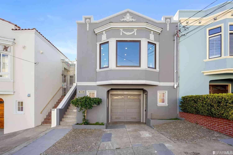 563 38th Avenue, San Francisco, CA, 94121,