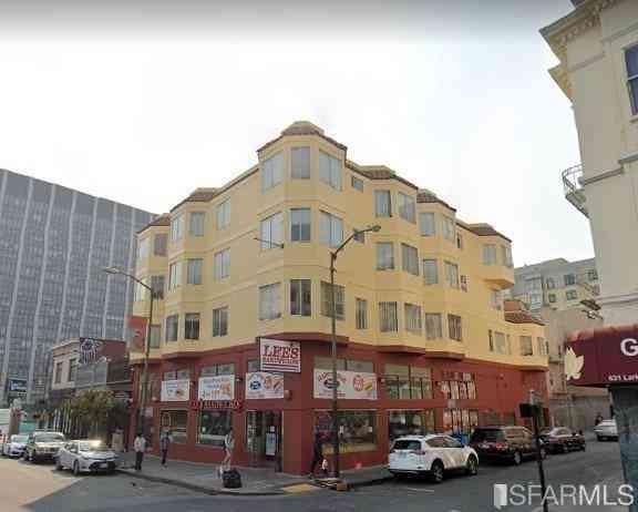 625 Larkin Street #9, San Francisco, CA, 94109,