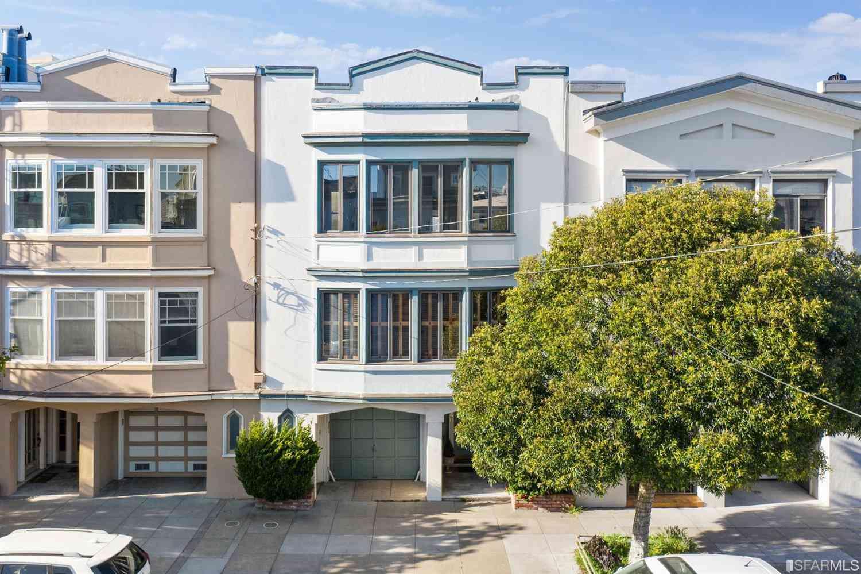 2538 Lake Street, San Francisco, CA, 94121,