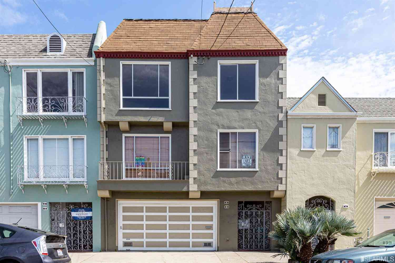 83 Tiffany Avenue, San Francisco, CA, 94110,