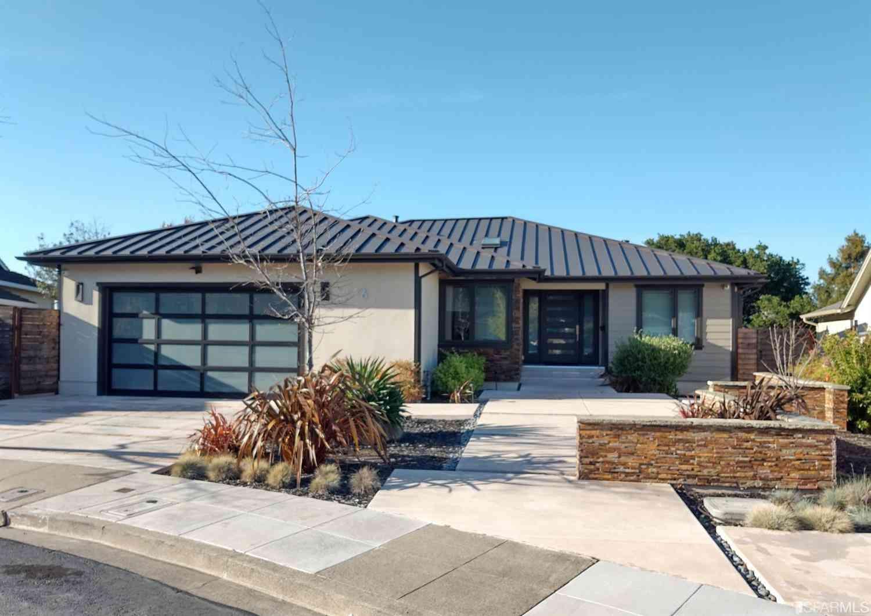 6 Karen Court, Burlingame, CA, 94010,