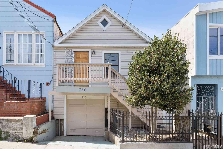 730 Anderson Street, San Francisco, CA, 94110,