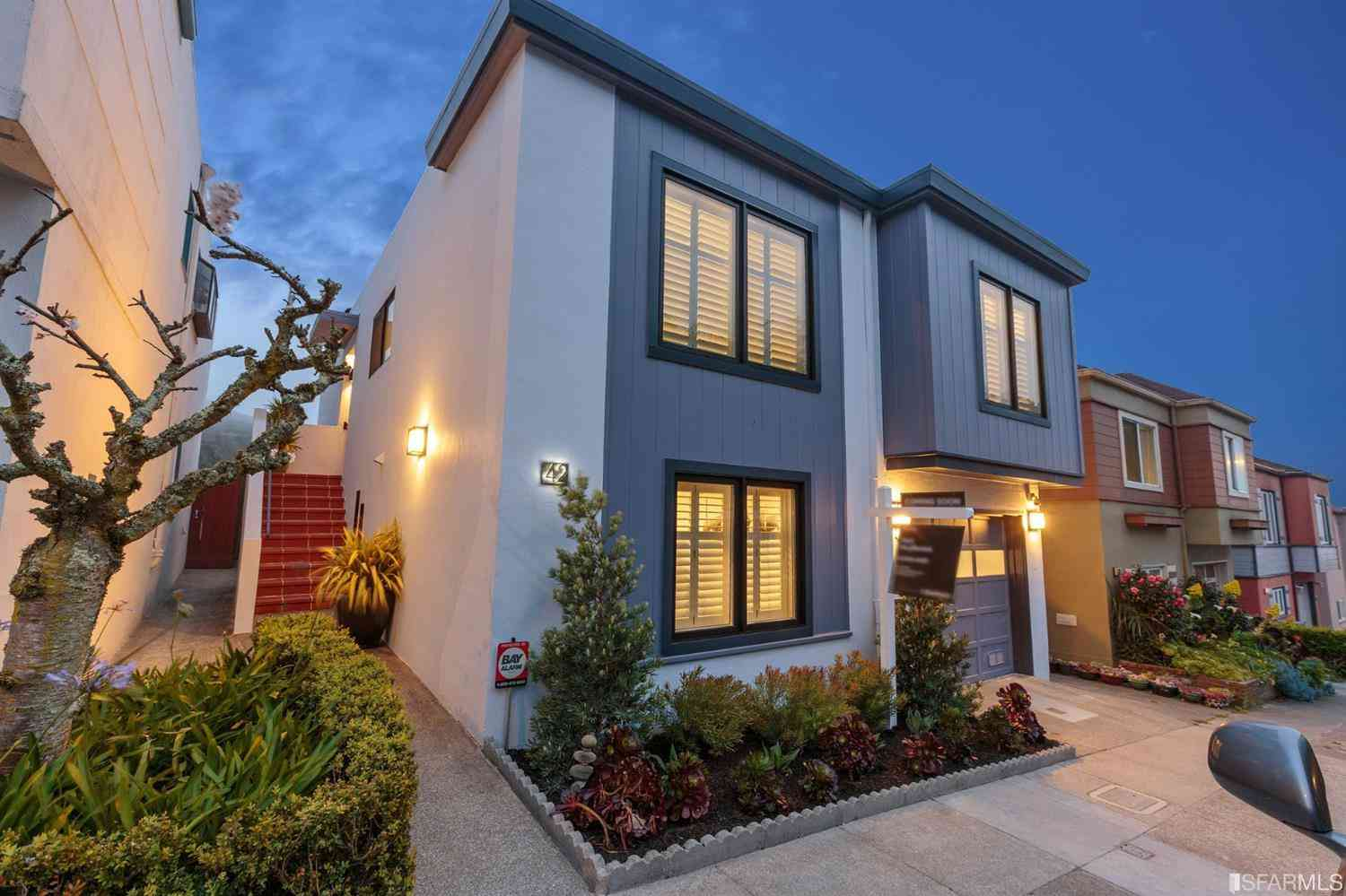 42 Clairview Court, San Francisco, CA, 94131,