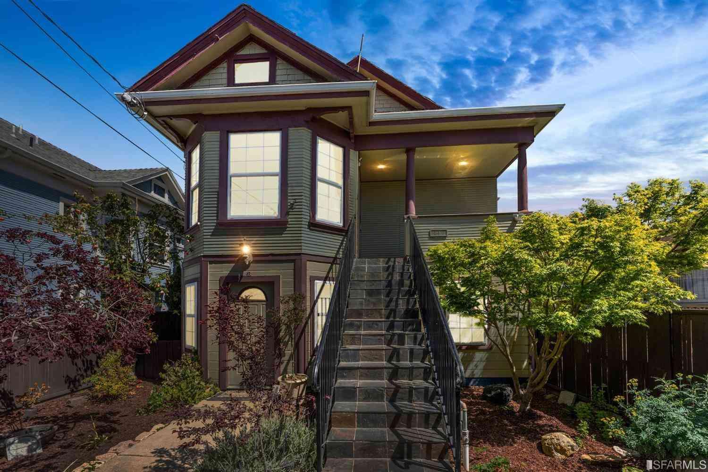 6606 Whitney Street, Oakland, CA, 94609,
