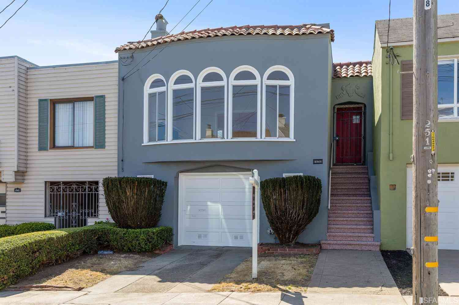 2543 16th Avenue, San Francisco, CA, 94116,