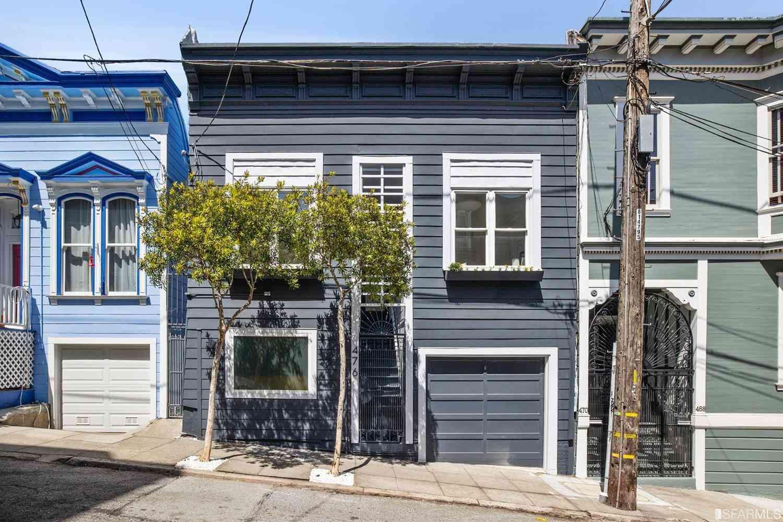 476 Hickory Street, San Francisco, CA, 94102,