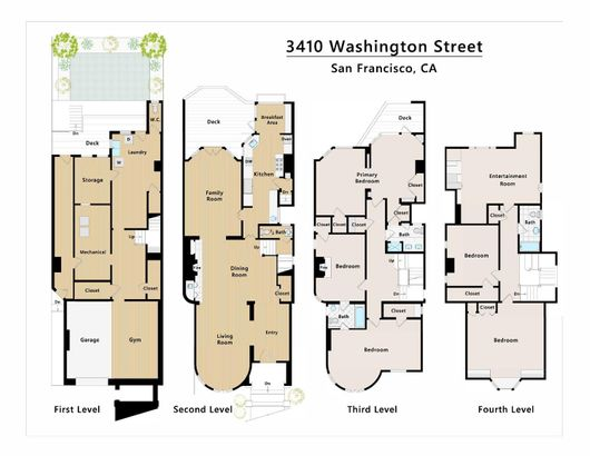 3410 Washington Street