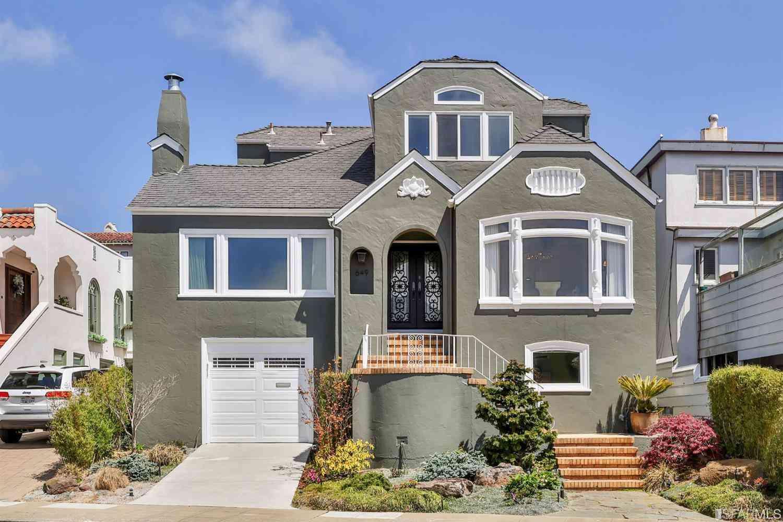 649 Darien Way, San Francisco, CA, 94127,