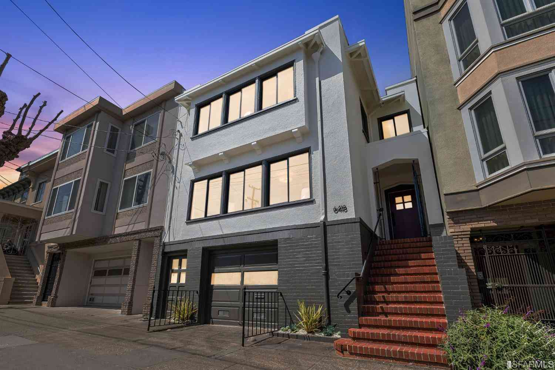 6418 California Street, San Francisco, CA, 94121,