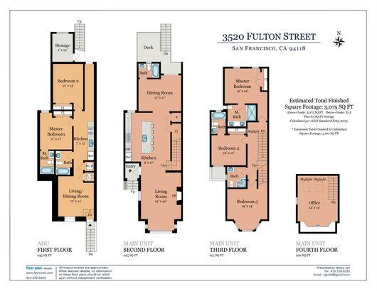 3520 Fulton Street