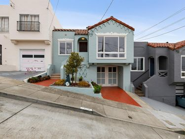 318 Louisburg Street #1, San Francisco, CA, 94112,