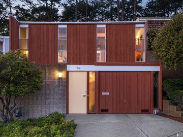 76 Amber Drive, San Francisco, CA, 94131,