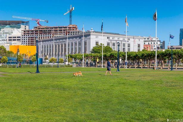 555 Golden Gate Avenue #PHG