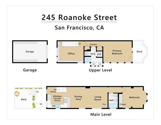 245 Roanoke Street