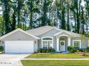 929 MYSTIC HARBOR DR, Jacksonville, FL,