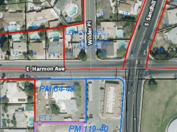 3765 E Harmon, Las Vegas, NV, 89121,