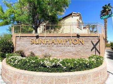 3677 Renovah Street #105, Las Vegas, NV, 89129,