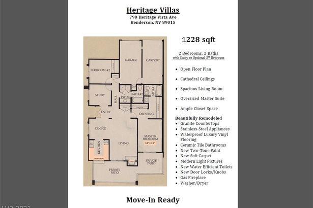 790 Heritage Vista Avenue