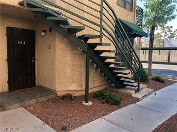 500 Elm Drive #104, Las Vegas, NV, 89169,