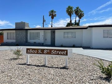 1801 S 8th Street, Las Vegas, NV, 89104,