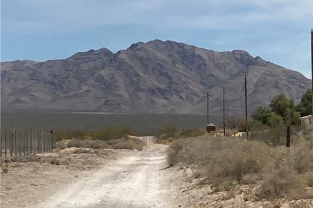 None Paiute Street