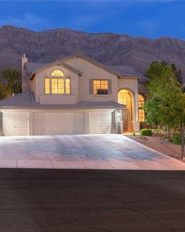 972 Sugar Springs Drive Las Vegas, NV, 89110