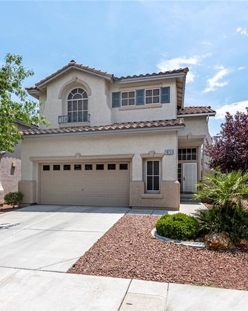 10231 Trailing Dalea Avenue Las Vegas, NV, 89135