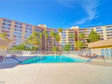 205 E HARMON Avenue #808, Las Vegas, NV, 89169,