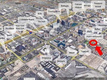 205 E HARMON Avenue #611, Las Vegas, NV, 89169,