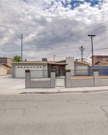 1537 Sombrero Drive Las Vegas, NV, 89169